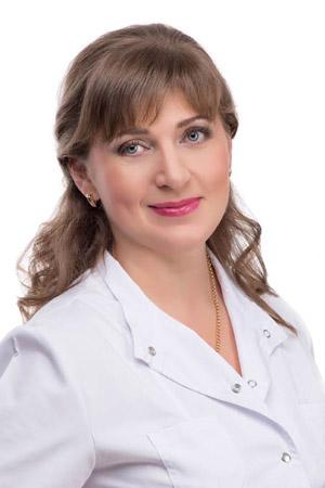 Ольга Валерьевна Любченко стоматолог-терапевт