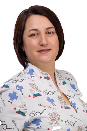 Светлана Леонидовна Старикова Стоматолог-ортодонт