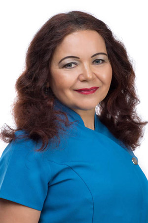 Мария Георгиевна Щеголева детский стоматолог