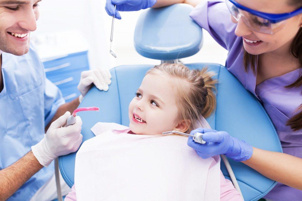 Лечение зубов под седацией детям