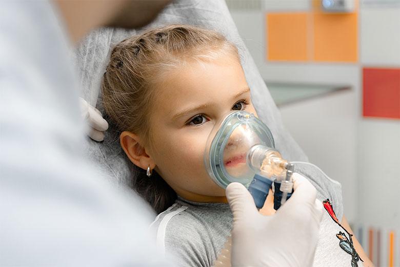 Лечение зубов детям под седацией